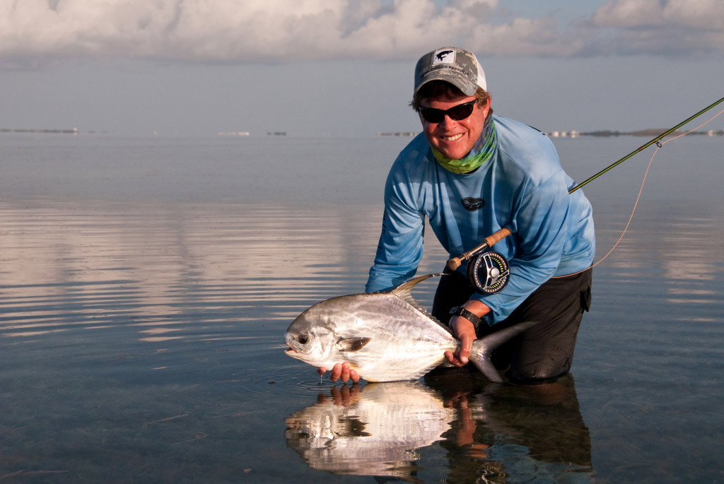 Headshot charters captain s bio for Fly fishing chattanooga